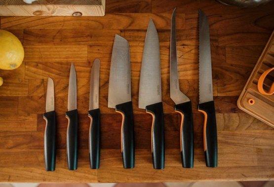 Keukenmessen voor elke snijklus