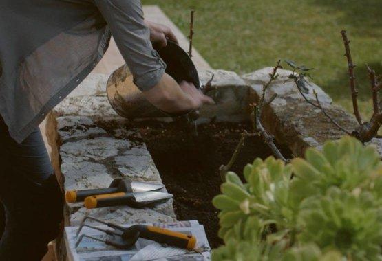 Gezonde tuin, gezonde tuinier