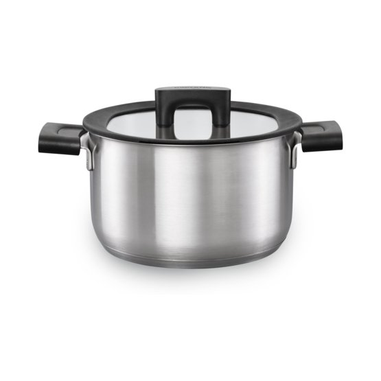 Hard Face Staal braadpan 3,5 L / 20 cm