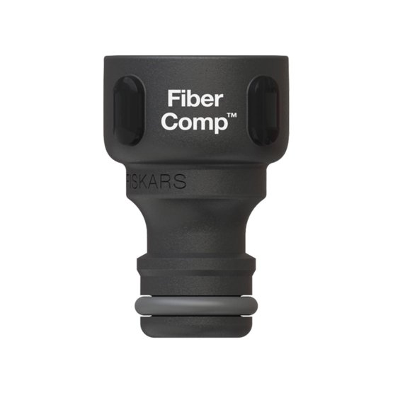 Fibercomp kraankoppeling G1/2'' (21 mm)